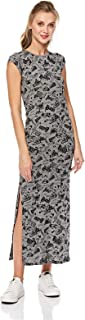 Splash Character Casual Tunic Dress for Women