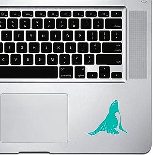 ستيكر أي Palm Series Sea Lion لأجهزة ماك بوك برو وكروم بوك واللاب توب (فيروزي)
