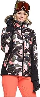 Roxy Womens Jet Ski - Snow Jacket for Women Erjtj03218