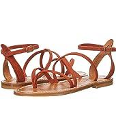 K.Jacques - Epicure Velours Sandal