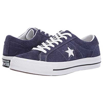 Converse One Star Ox (Eclipse/White/White) Men