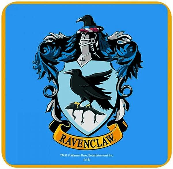 Harry Potter Coaster Ravenclaw House Crest Official Blue
