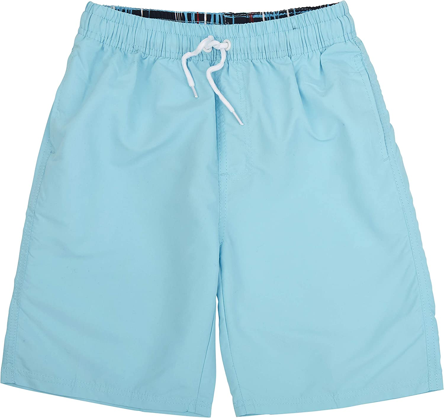 YouthQuick Dry Board Shorts with Mesh Lining ICE CROSS Older Boys Swimsuit Beach Shorts