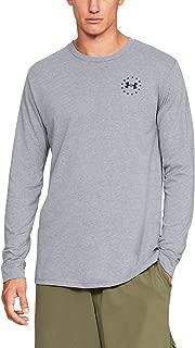 Men's Freedom Flag Long Sleeve T-Shirt
