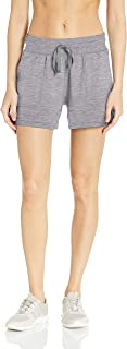 Amazon Essentials Brushed Tech Stretch Short Mujer