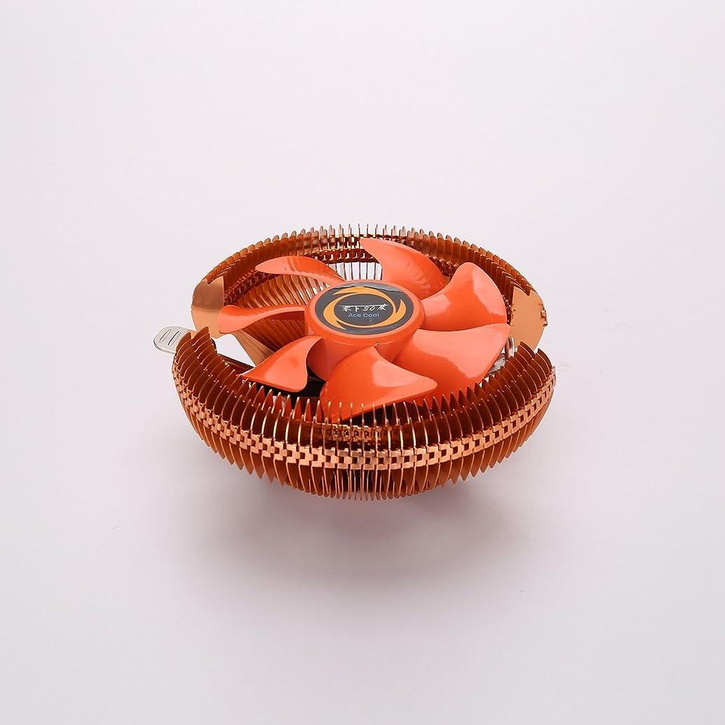 Semoic PC CPU Cooler Cooling Fan Heatsink for Intel LGA775 1155 AMD AM2 AM3 754 CPU Cooling Fans Computer Fan Wholesale