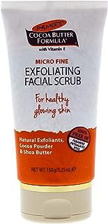 Palmer's Cocoa Butter Formula Exfoliating Facial Scrub with Vitamin E | 5.25 Ounces