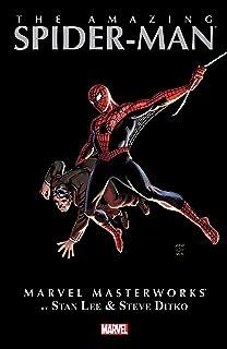 Amazing Spider-Man Masterworks Vol. 1 (Marvel Masterworks) (English Edition)