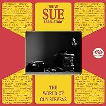 Uk Sue Label Story The World Of Guy Stevens Var