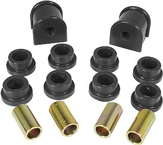 Prothane 1-1112-BL Black 13 mm Rear Sway Bar Bushing Kit for TJ