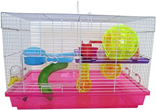 Clear Plastic Hamster/Mice Cage