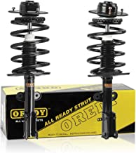 OREDY Front Pair Complete Struts Shocks Coil Spring Assembly Compatible with Chrysler Pacifica 2004 2005 2006 2007 2008# 172130L 172130R 11173 11174