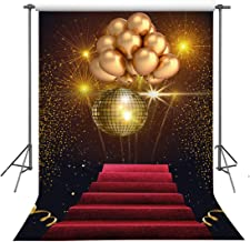 FUERMOR Background 5x7ft Red Carpet Photography Backdrop Club Party Event Photo Shooting Props FANGFU074