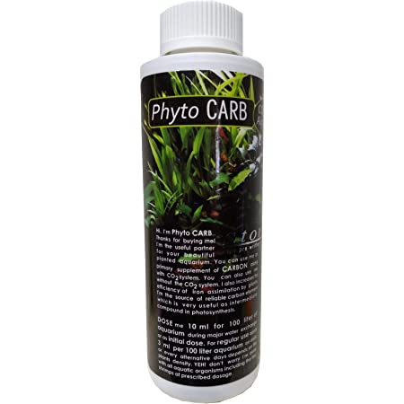 Wild Algae Controller Live Plant Aquarium 250Ml Phyto Carb Co2 Plus