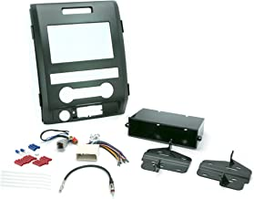 Install Centric ICFD7BN Ford 2009-12 F-150 XL (Base) Pickup Complete Installation Solution for Car Stereos