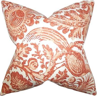 Standard//20 x 26 The Pillow Collection Yarrow Geometric Bedding Sham Harvest