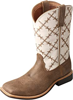 Twisted X Kids Top Hand Boots