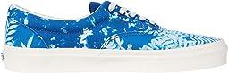 (Solar Floral) True Blue/Marshmallow