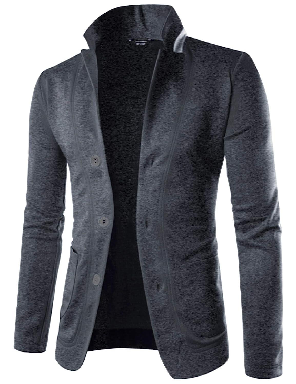 Mens Ultra Light Padding Vest Jumper Jacket Casual Blazer Outwear Coat Top W563
