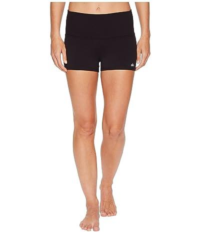 ALO Aura Quartz Shorts (Black) Women
