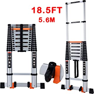 24 compact extension ladder