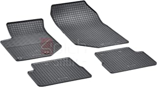 Passgenaue Gummifußmatten geeignet für Opel Corsa F ab 2019 ideal angepasst