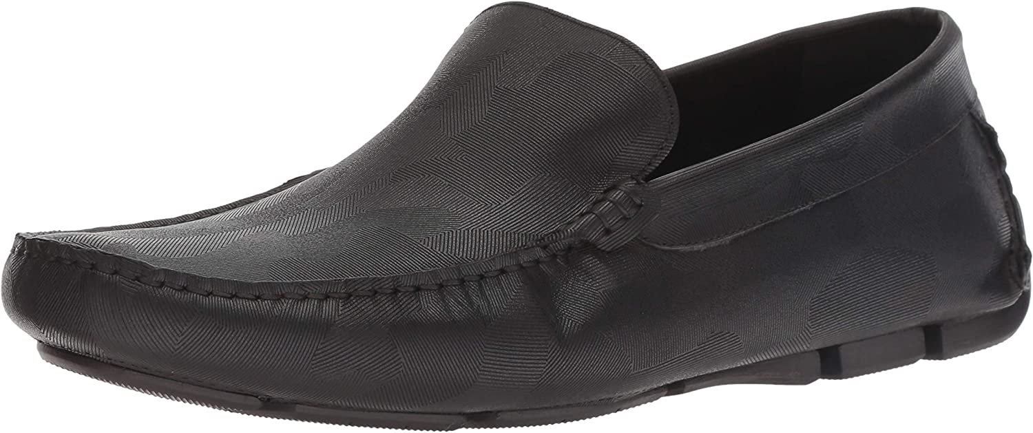 Kenneth Cole New York Mens Theme Driver Driving Style Loafer
