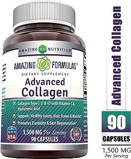 Best collagen supplement capsules Reviews