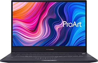"ASUS ProArt StudioBook 17 H700GV Workstation Laptop (Intel i7-9750H 6-Core, 64GB RAM, 2TB m.2 SATA SSD, 17"" 1920x1200, NVIDIA RTX 2060, Fingerprint, Wifi, Bluetooth, Webcam, 1xHDMI, Win 10 Pro)"