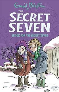 Secret Seven: Shock For The Secret Seven: Book 13