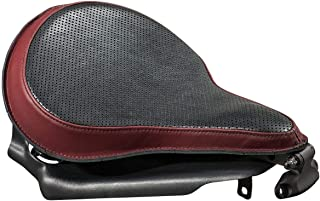 Genuine Yamaha Accessories 14-19 Yamaha Bolt-RS Springer Bobber Solo Seat - Two-Tone Oxblood