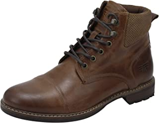 Red Tape Men's Rte1543 Leather Outdoor Boots