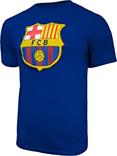 Icon Sports UEFA Champions League Soccer Mens Logo Short Sleeve T-Shirt