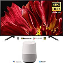 "Sony XBR-75Z9F 75"" 4K Ultra HD Smart BRAVIA LED TV (2018) with Google Home Smart Speaker w/Google Assistant"