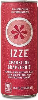 Izze Grapefruit