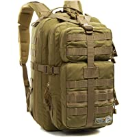 LeisonTac Tactical Backpack with Quick Release system (Coyote)