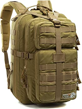 LeisonTac Tactical Backpack with Quick Release system