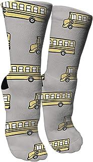 靴下 抗菌防臭 ソックス グレーアスレチックスポーツソックス、旅行&フライトソックス、塗装アートファニーソックス