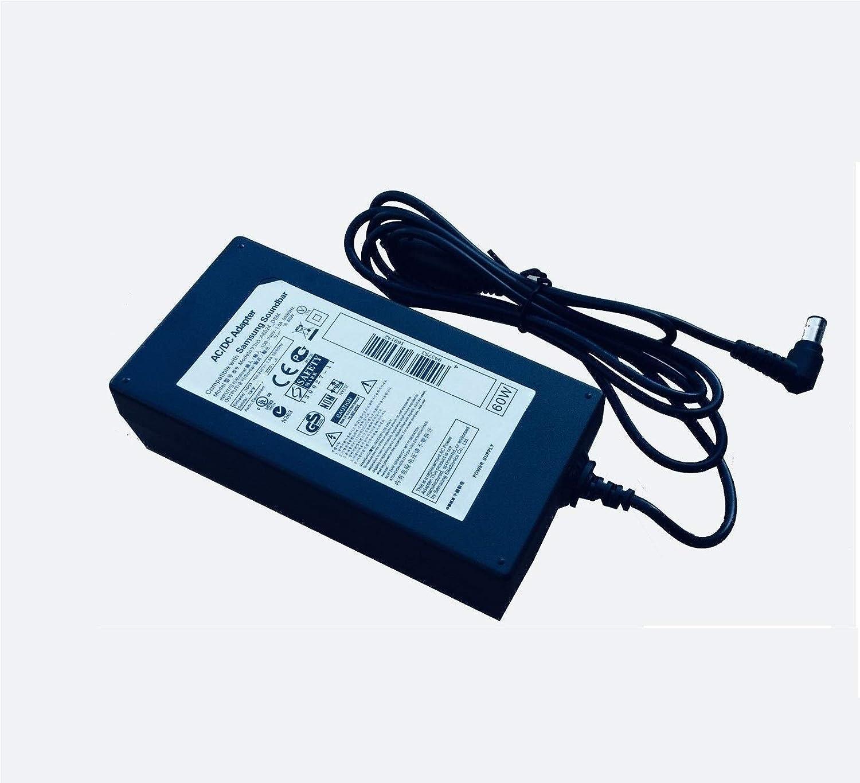 AC Adapter for Samsung Soundbar HW-T60M, HW-T60M/ZA