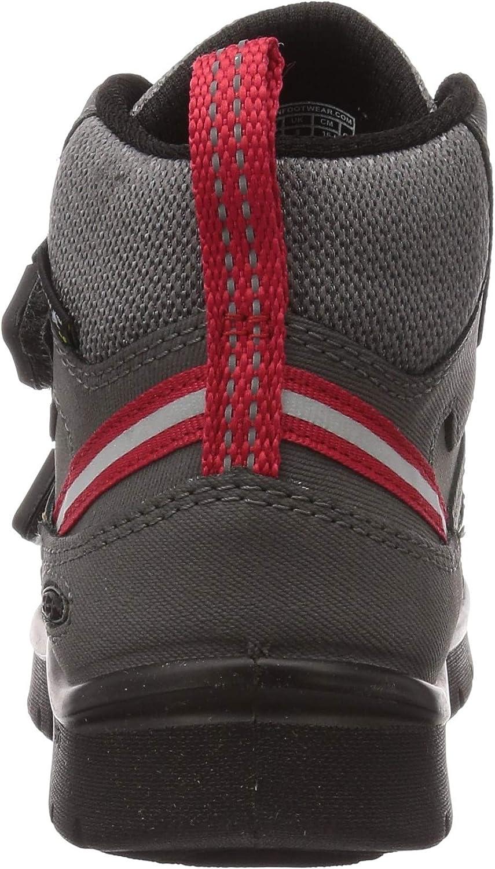 KEEN Unisex-Child Hikeport 2 Mid Height Strap Waterproof Hiking Boot