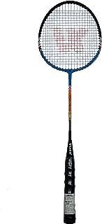Vixen Badminton Racquet | Aluminium Frame Racket with Cover Bag (Multicolour)