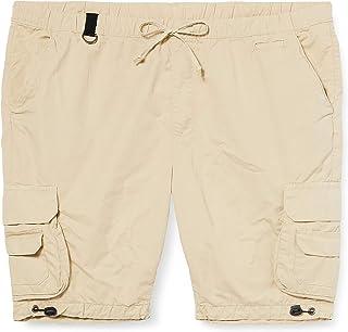 Urban Classics Men's Double Pocket Cargo Shorts