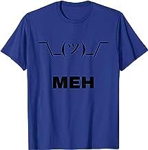 Meh Shrug emoji T-shirt