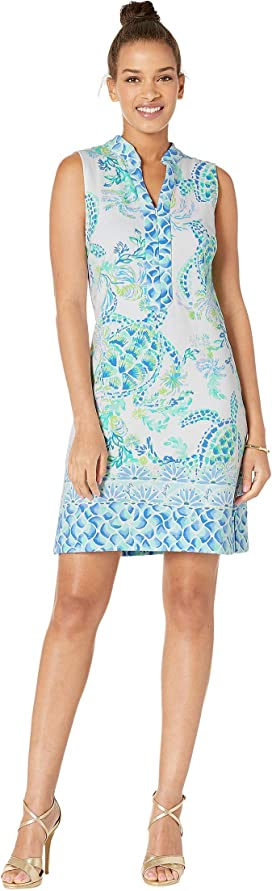 52086331d7b Lilly Pulitzer Gabby Stretch Shift Dress at Zappos.com