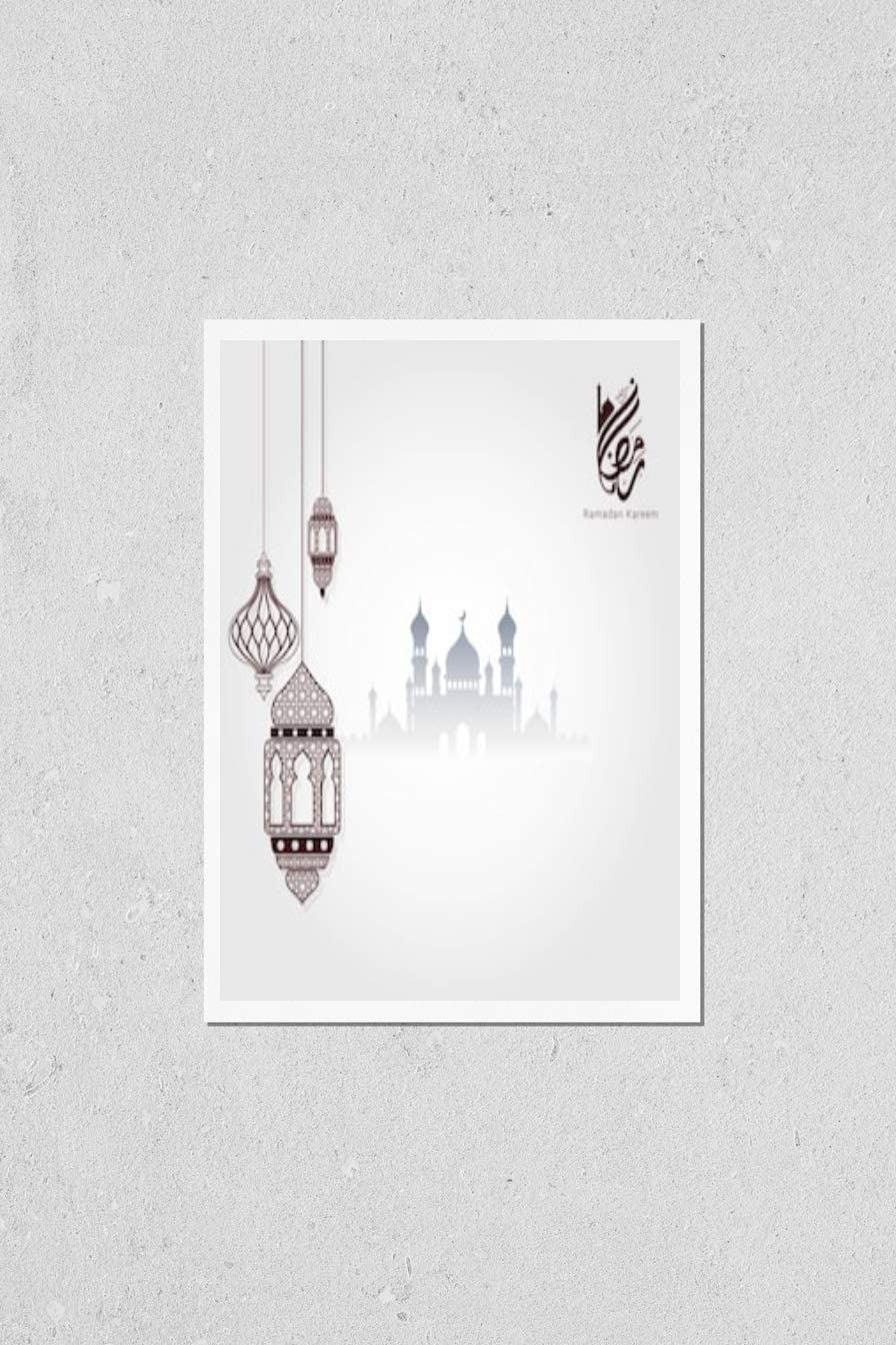 KwikMedia Minneapolis Mall Poster Reproduction Fort Worth Mall of Backgroun Ramadan Design Kareem
