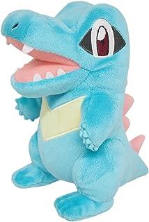 Sanei Pokemon All Star Collection - PP42 - Totodile Stuffed Plush, 6