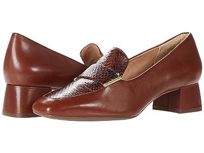 Rockport Esma Loafer (Bourbon Leather) Women