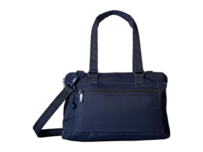 Hedgren Eva RFID Small Handbag (Dress Blue) Handbags