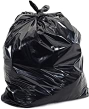 VIBHU Plastic dustbin Bags (16 x 20 Small (S) Pack of 50)