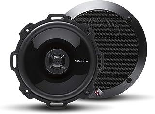 """Rockford Fosgate Punch P132 Alto-falantes coaxiais de 3,5 polegadas de gama completa, 13,23 cm (5,25""""), 5.25 inches, Preto"""
